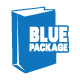 Blue Package